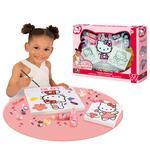 Set De Pintor Hello Kitty