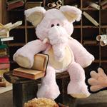Peluche Elefante Rosa Blablas Trudi