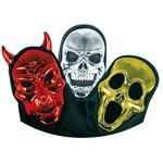 Máscaras Metálicas Halloween Josman