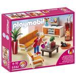 Sala De Estar Casa De Muñecas Playmobil
