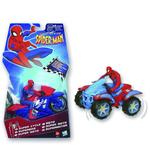 Vehículo Zoom N Go The Amazing Spiderman Hasbro