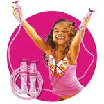 Cuerda De Saltar Con Música Barbie Imc Toys