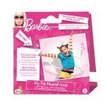 Juego Hula Hoop Musical Barbie Imc Toys