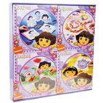 Pack 4 Dora
