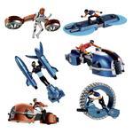 Figuras Con Vehículo Mattel
