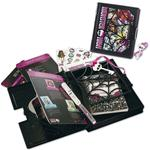 Diario Monstruoso Monster High Mattel