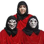 Máscaras Encapuchadas Rubies