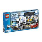 Comisaría Móvil Lego