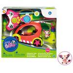 Vehículo Radio Control Littlest Pet Shop Hasbro