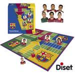Juego Parchís Jugadores Del Fc. Barcelona Diset