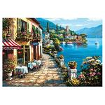 Puzzle 1500 Piezas – Overlook Cafe, Sung Kim