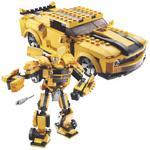 Figura Transformers Kre-o Tra Bumblebee Hasbro
