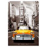 Puzzle 1000 Piezas – Taxi No.1 Nueva York