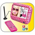 Mini Tv Lcd 7″ Con Tdt Barbie Lexibook