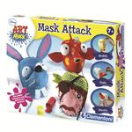 Juego Art Attack Mask Attack Clementoni
