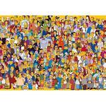 Puzzle Simpsons Y Amigos 1000 Piezas