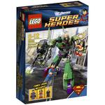 Superman Vs Lex Luthor Lego