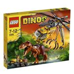La Caza Del T-rex Lego