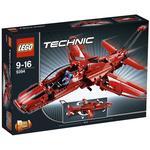 Avión A Reacción Lego