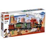 Tren Del Oeste Toy Story Lego