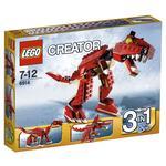 Cazadores Prehistóricos Lego