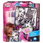 Agenda Bandolera Monster High Cife