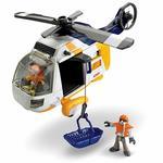 Súper Vehículo De Rescate Imaginext – Helicóptero