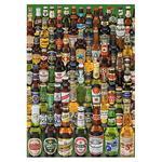 "Puzzle 1000 Piezas ""cervezas"""
