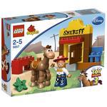 Vigilancia Con Jessie Toy Story Duplo Lego