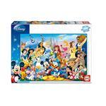 Educa Borrás -puzzle 1000 Piezas – Maravilloso Mundo Disney