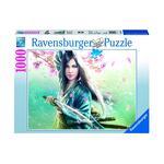 - Puzzle 1000 Piezas – Mujer Samurai Ravensburger-1