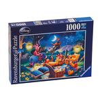 - Puzzle 1000 Piezas – Winnie Pooh Ravensburger