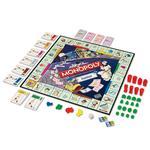 Juego Monopoly Cajero Loco Hasbro