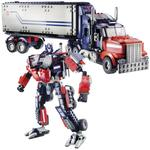 Figura Transformers Kre-o Tra Optimus Prime Hasbro