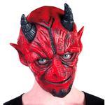 Máscara Adulto Diablo Amoldable Rubies