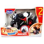 Moto Turbo Touch Ducati Negra-1