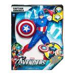 Los Vengadores – Figura Electrónica Capitán América