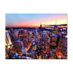 """Educa Borrás – Puzzle 3000 Piezas """"atardecer En Manhattan"""