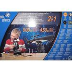 Set Telescopio Astrogazer + Microscopio Astrogazer Edu Science