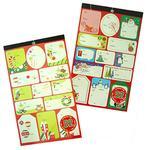 Xmas Stickers-book