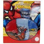 Slips Spiderman 2-3 Años