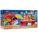 Fisher Price – Camioneta Parlanchina 2 En 1