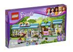 Lego Friends El Veterinario De Heartlake City