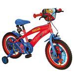 Bicicleta Spiderman 16″ Avigo