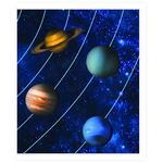 Cromo 39 Sistema Solar 2