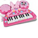Teclado Electrónico Minnie Imc Toys