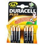 Pack 4 Pilas Aa Duracel Plus