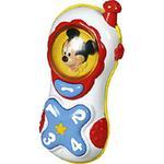 Mi Primer Teléfono Móvil Mickey Clementoni