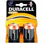Pack 2 Pilas D Duracell Plus