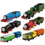 Locomotoras Motorizadas Mattel